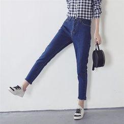 RASA - Cropped Jeans