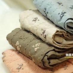 MITU - 森女系碎花連褲襪/打底褲襪