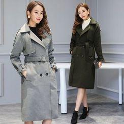 AiSun - Double Sided Knit Coat