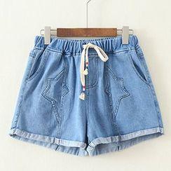 ninna nanna - Denim Shorts