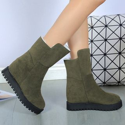 YIVIS - Hidden Wedge Short Boots