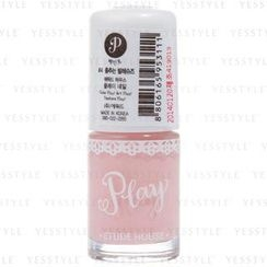 Etude House - Play Nail Color 004 (#PK003) (Pink) Paint