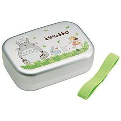 Skater - My Neighbor Totoro Aluminium Lunch Box 370ml (Walking)