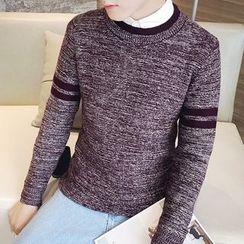 Bay Go Mall - Melange Sweater