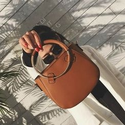 Youshine - Round Handle Shoulder Bag