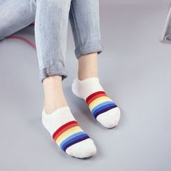Socka - Rainbow-Print Socks