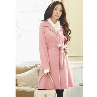 Tokyo Fashion - Tie-Waist Coat