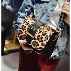 Rosanna Bags - Buckled Crossbody Bag