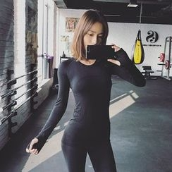 Sylphlike Loli - Sports Long-Sleeve T-Shirt