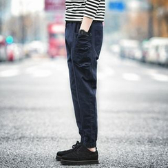 Bay Go Mall - Harem Jogger Pants