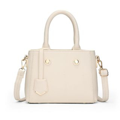 Rabbit Bag - Faux-Leather Satchel