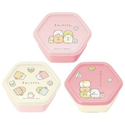 Skater - Sumikko Gurashi Mini Food Box Set (3 Pieces)