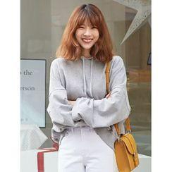 FROMBEGINNING - Oversized Hooded Pullover