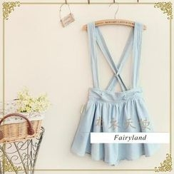 Fairyland - Denim Jumper Skirt