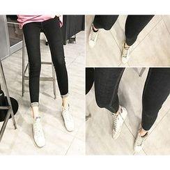 MARSHMALLOW - Maternity Skinny Jeans