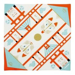 cochae - cochae : Hanging Wrapping Cloth Fox