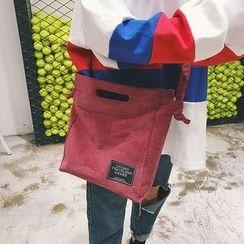 Youme - Corduroy Crossbody Bag