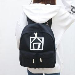 Youme - Printed Backpack