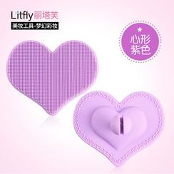 Litfly - Facial Massage Cleansing Tool (Purple)