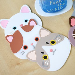 Homey House - Cat Coaster