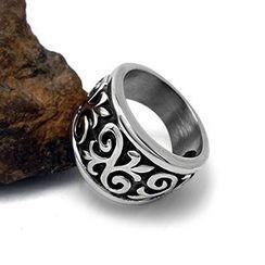 Andante - 鈦鋼指環