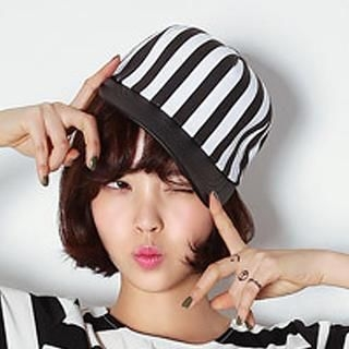 Momiton - Striped Baseball Cap