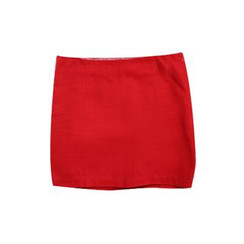 GUMZZI - Colored Pencil Skirt