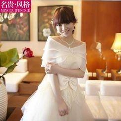 名貴風格 - 新娘小披肩