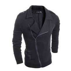 Hansel - 摩托拉链外套