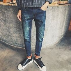 Mitouomo - Straight-Cut Jeans