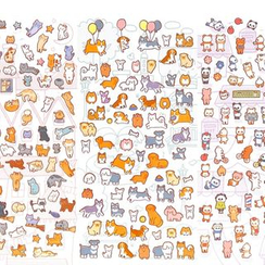 OH.LEELY - Animal Stickers