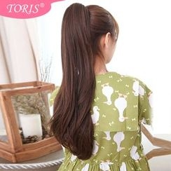 Toris - Ponytail - Curly
