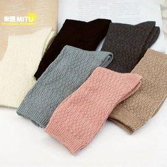 MITU - 棉布袜子