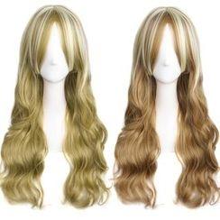 Viwill - Long Full Wig - Wavy