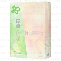 Annie's Way - Anti-Acne Mask Set (5 pcs)