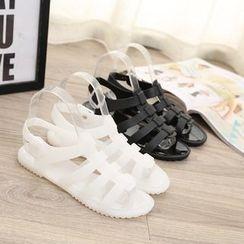 EMIL - Plain Roman Sandals