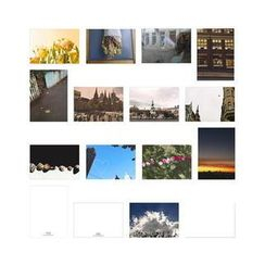 BABOSARANG - Photo-Essay Postcard Set (13pcs)