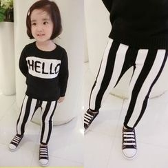 Happy Lala - Kids Striped Pants