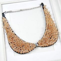 ABOX - Beaded Decorative Collar