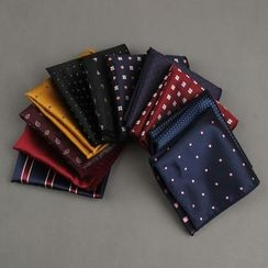 Puddingbird - Patterned Pocket Square