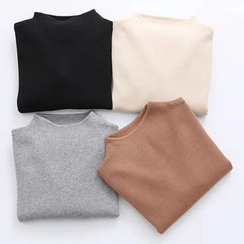 Moricode - Plain Knit Top