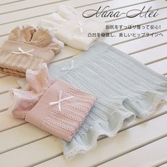 NANA Stockings - 羅紋皺摺內褲