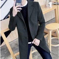 Consto - Woolen Long Coat