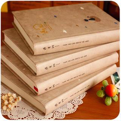 Momoi - Hardcover Notebook (S)