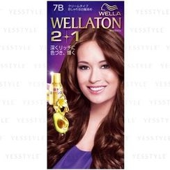 Wella - Wellation 2 + 1 Hair Color (#7B)