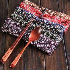 Kawa Simaya - Set: Chopsticks + Spoon