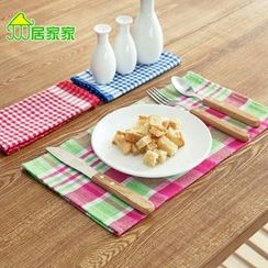 Home Simply - Check Table Mat