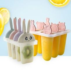 Home Simply - Cartoon Popsicle Mold