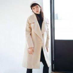 AC - Lapel Wool Coat