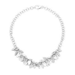 Bellini - Winter Leaves  Necklace